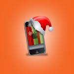 shopping natalizio smartphone