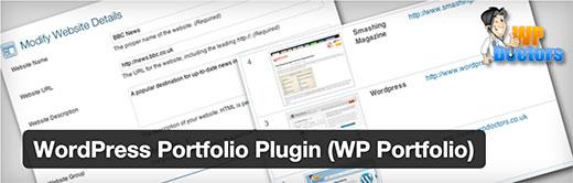 wp portfolio plugin