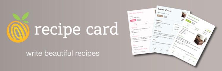 wordpress-recipe-card